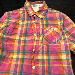 Scotch & Soda boys button down size 10